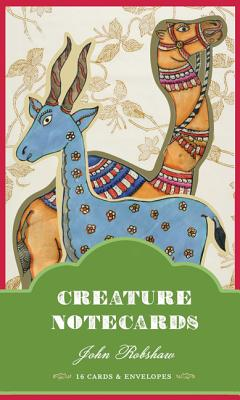 John Robshaw Creature Notecards By Robshaw, John