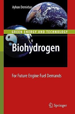 Biohydrogen By Demirbas, Ayhan